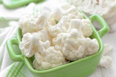 Cauliflower Reklamní fotografie