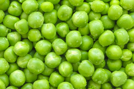 Green peas background 版權商用圖片