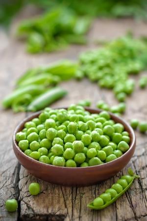 Green peas Stock Photo - 20392372