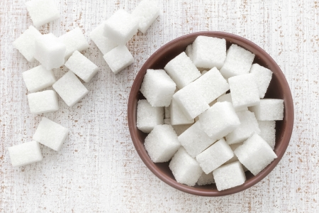 granulated: Sugar Stock Photo