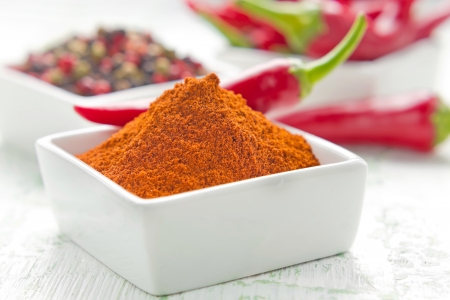 red chilly: Chilli