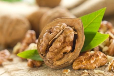 nuts: Walnuts