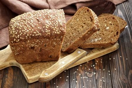 whole wheat bread: Bread