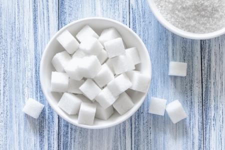 sugar cube: Sugar Stock Photo