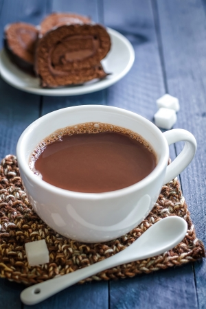 milk chocolate: Cocoa