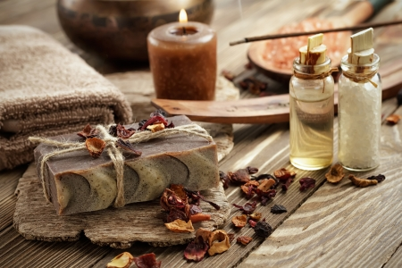 wood product: Spa
