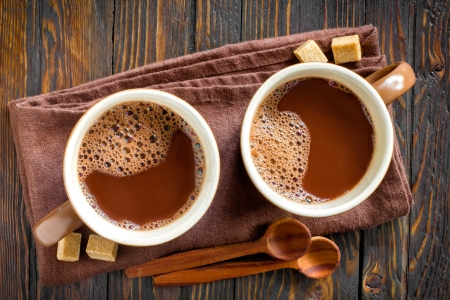 hot drink: Cocoa