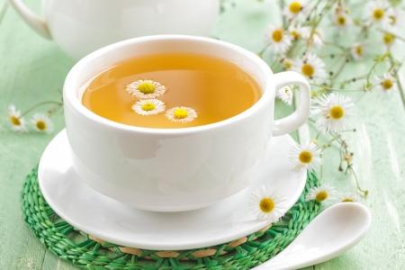 tea time: Chamomile tea