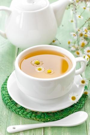 stimulated: Chamomile tea