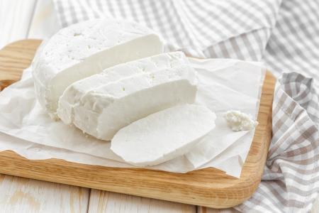 sliced cheese: Cheese
