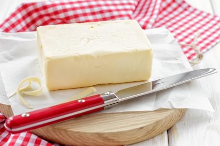 バター 写真素材