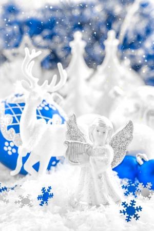 Kerst decoratie Stockfoto - 24236986