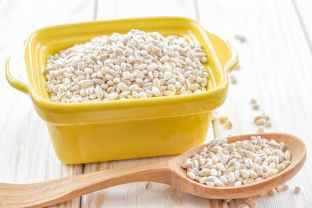 groat: Pearl barley