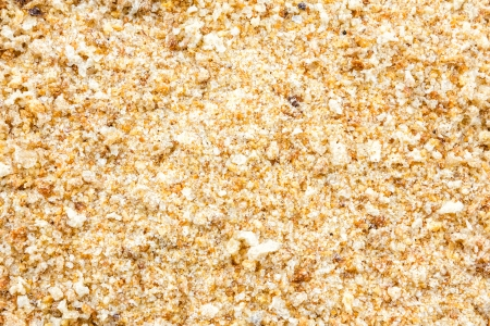 powdery: Breadcrumbs Stock Photo