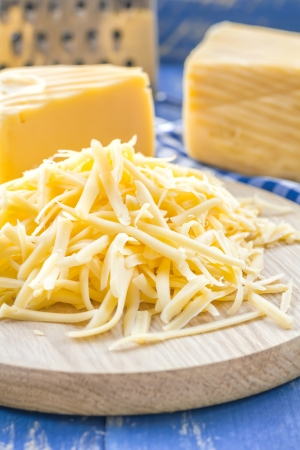 the grater: Cheese