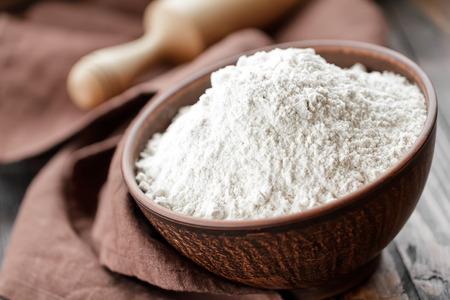 小麦粉 写真素材