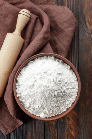 小麦粉 写真素材 - 26071458