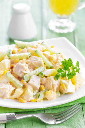 Chicken salad photo