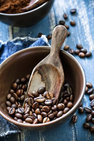 indian bean: Coffee beans