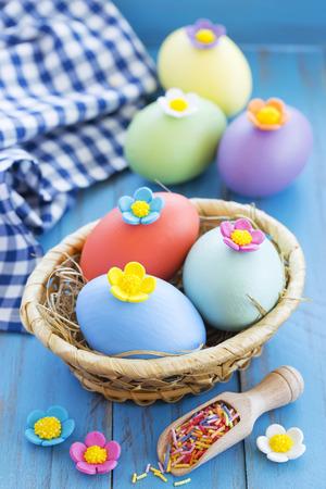 pascha: Easter eggs