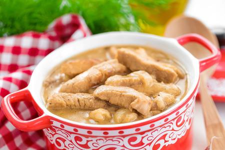 casserole: Goulash