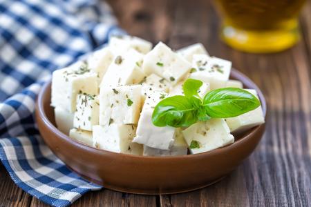 feta cheese: Cheese
