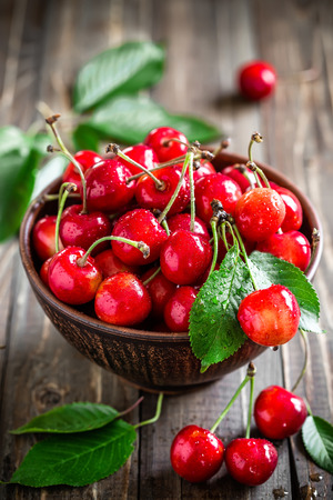 Sweet cherry photo