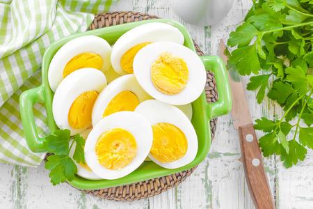 yolk: Eggs