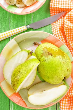 williams: Pears Stock Photo