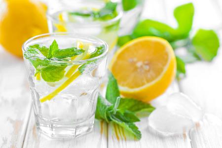 lemon water: Lemon drink