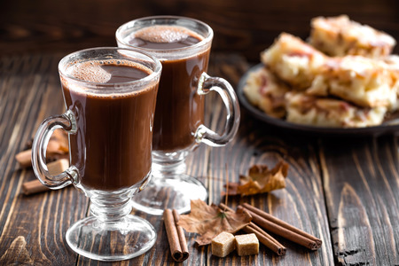 chocolate caliente: Cacao