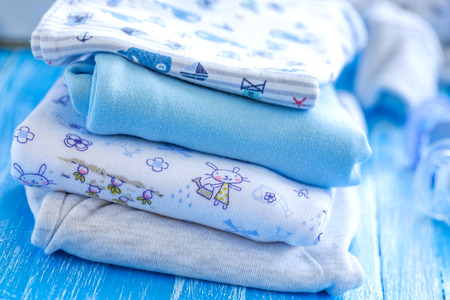clean clothes: Baby clothes