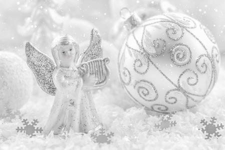 christmas angels: Christmas decoration