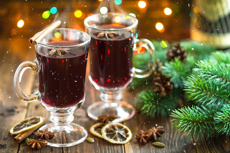 mulled wine: Christmas mulled wine
