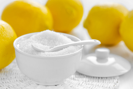citric: Citric acid