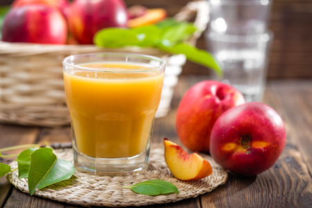 peach: peach juice