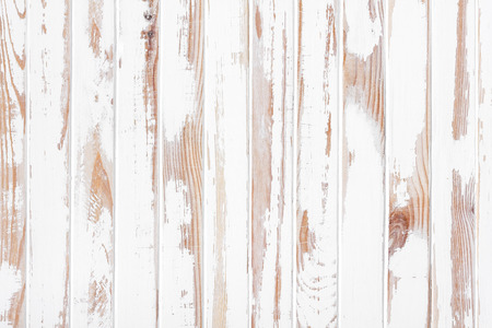 duckboards: white wooden background