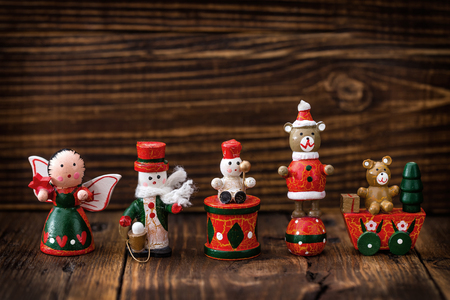 toys: christmas decorations