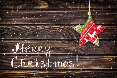 motivos navideños: decoración de navidad Foto de archivo
