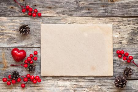 dark red: valentine card