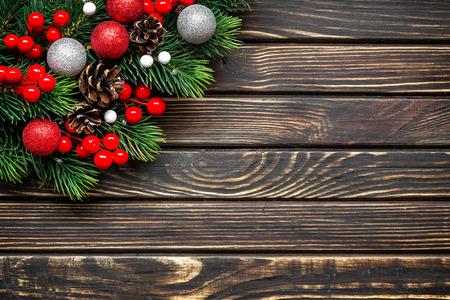 the christmas: sfondo Natale Archivio Fotografico