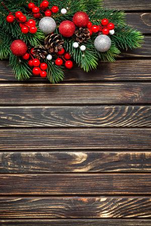 card background: sfondo Natale Archivio Fotografico