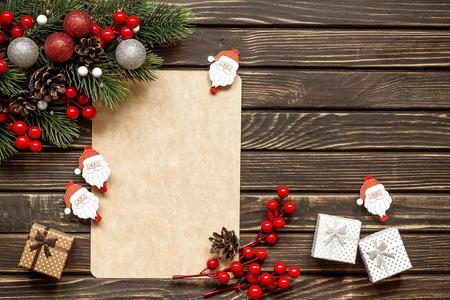 christmas background Фото со стока - 47058156