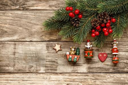 Adornos de Navidad  Foto de archivo - 47058159