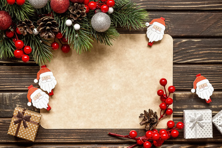 antique background: christmas background