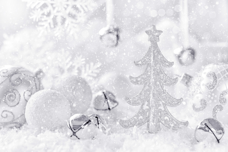 holiday backgrounds: christmas decoration