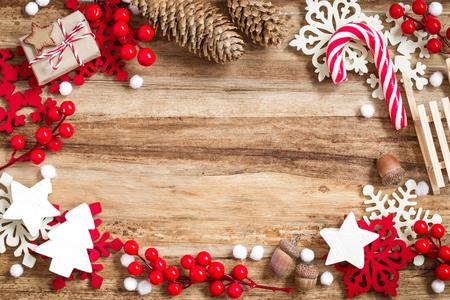 dulces: Navidad de fondo