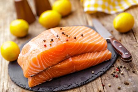 redfish: salmon