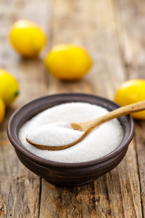 citric: citric acid Stock Photo