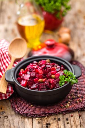 remolacha: ensalada de remolacha